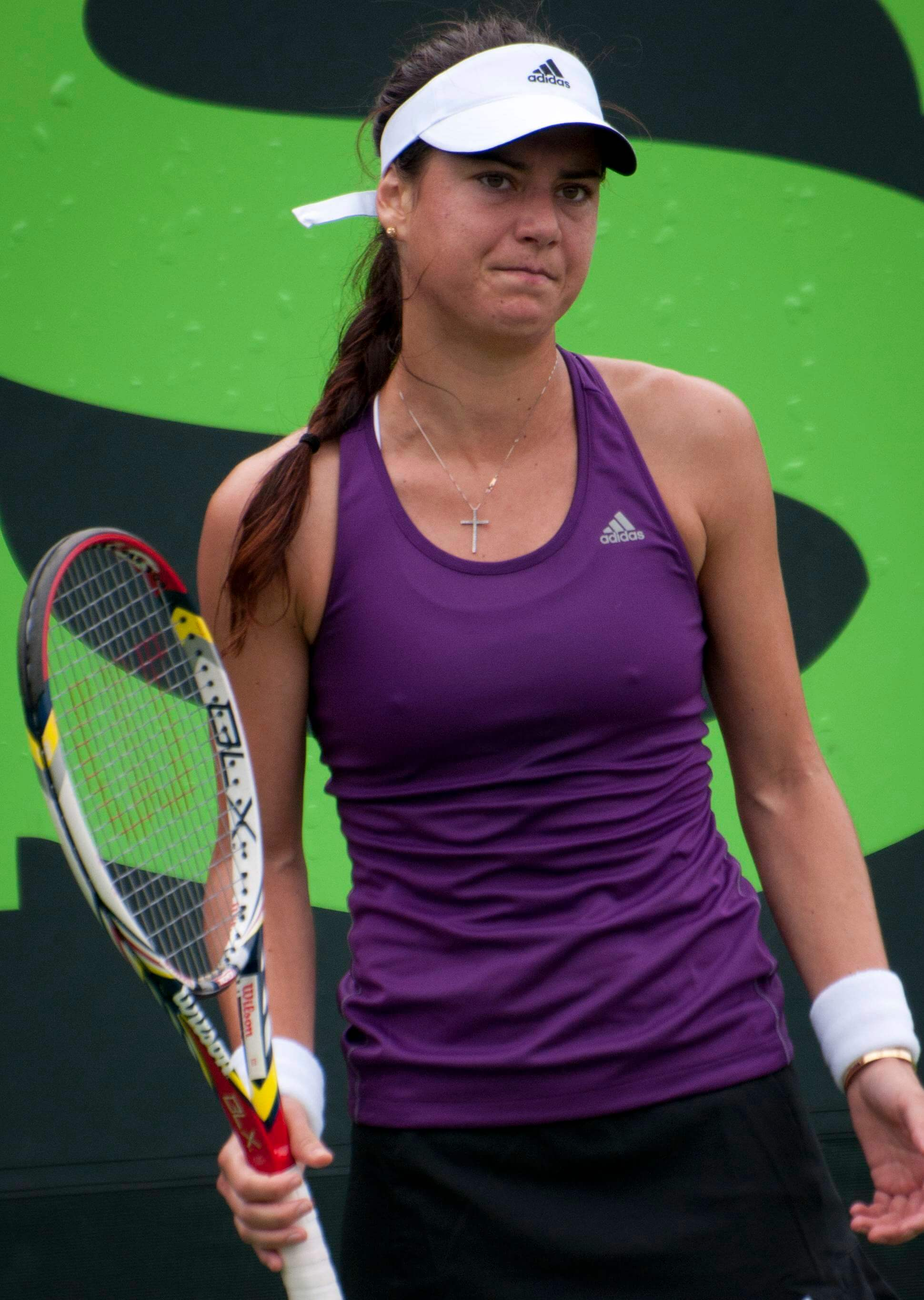 Sorana Cirstea hot photo