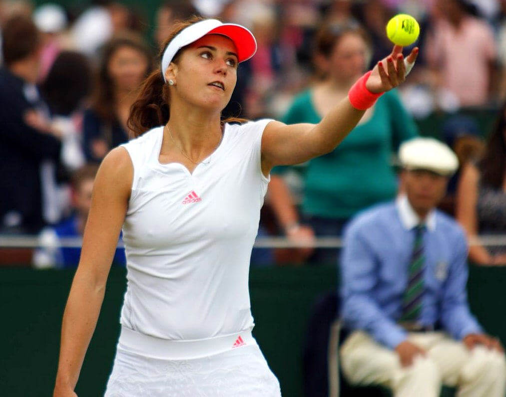 Sorana Cirstea hot photos