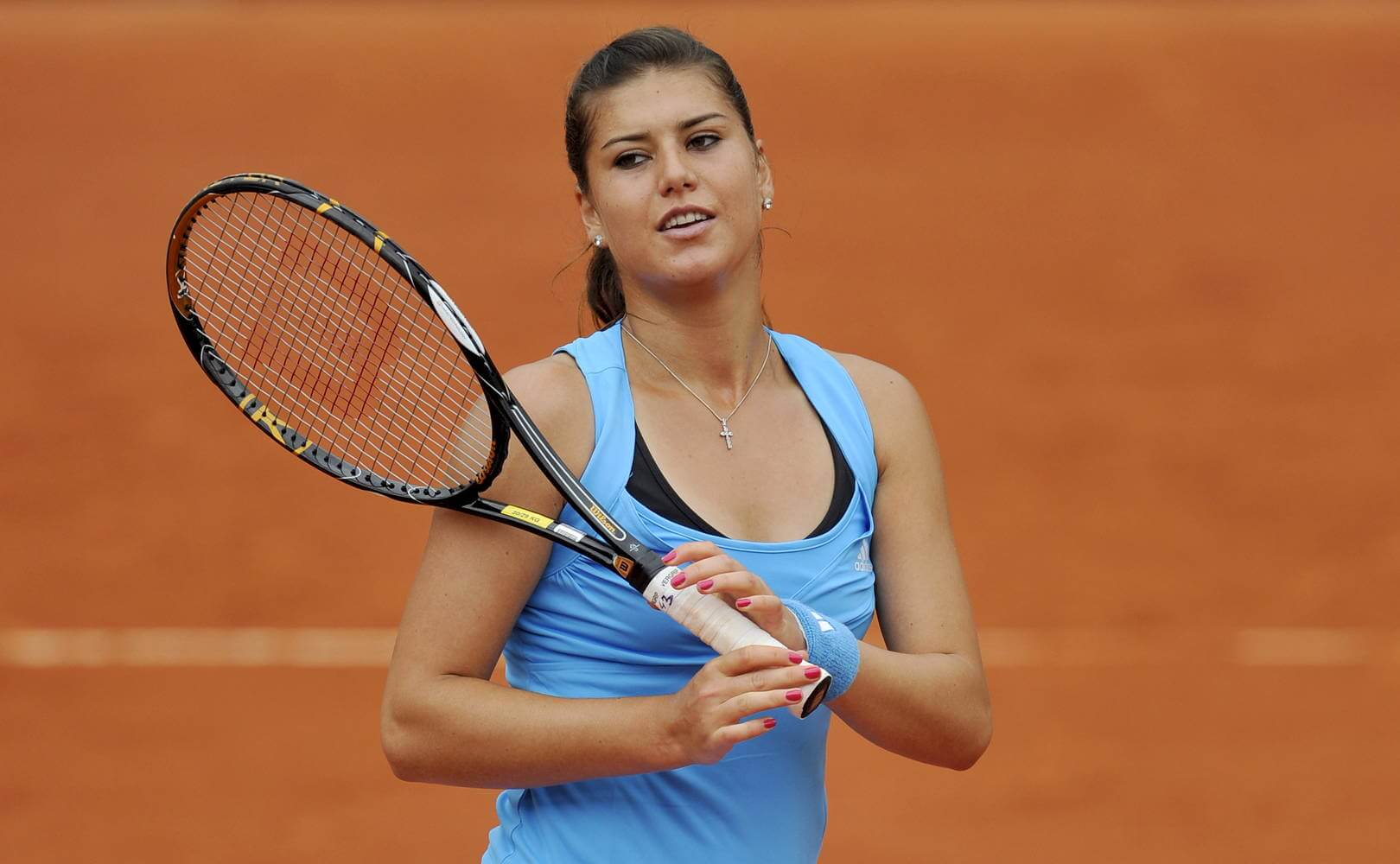 Sorana Cirstea hot picture