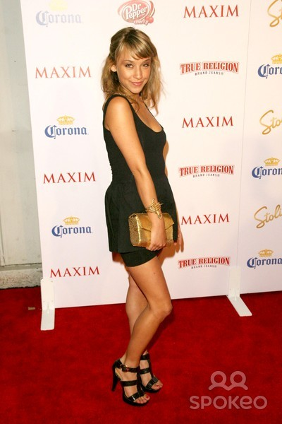 Stella Maeve on Maxim