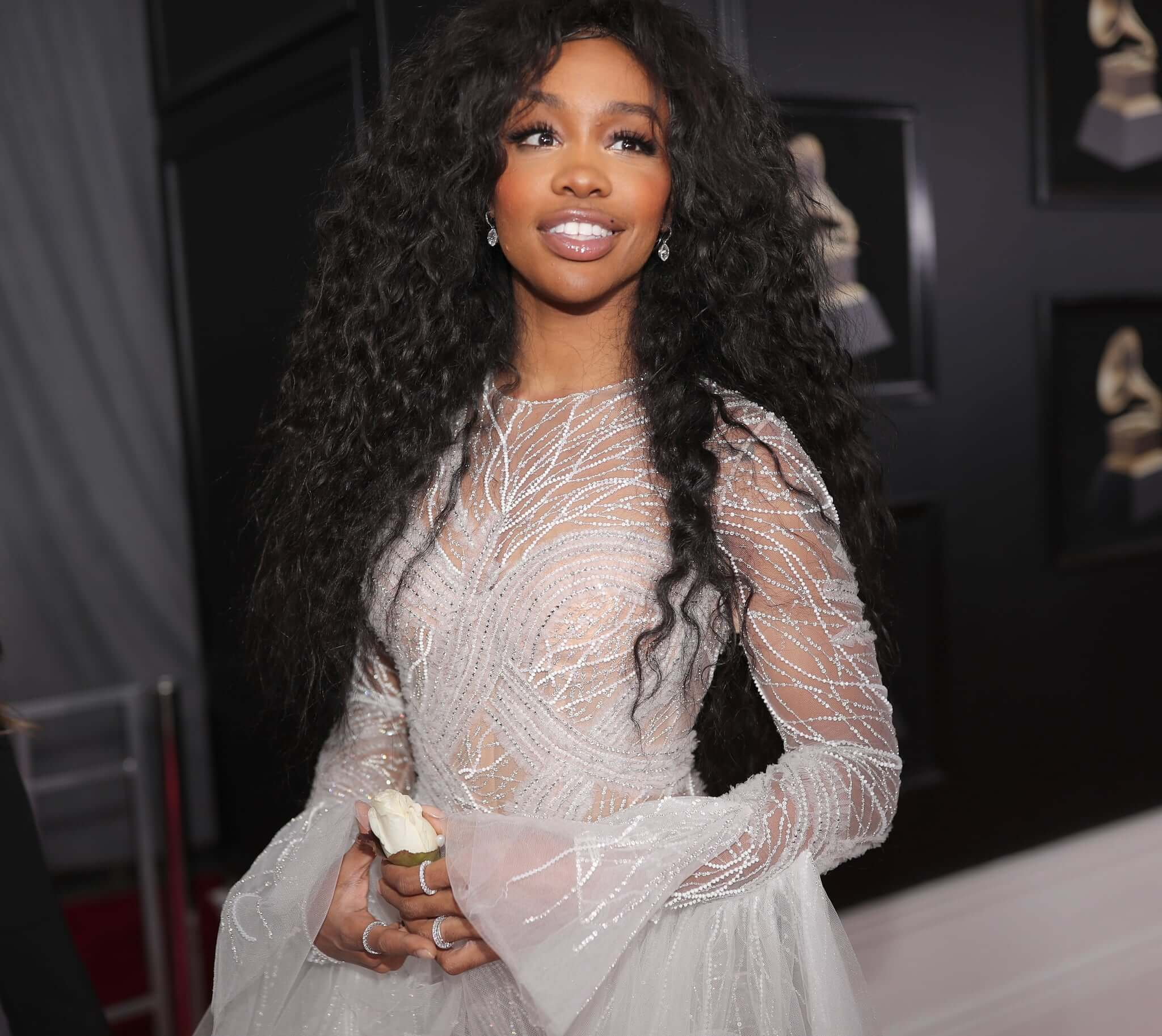Sza hot busty pic