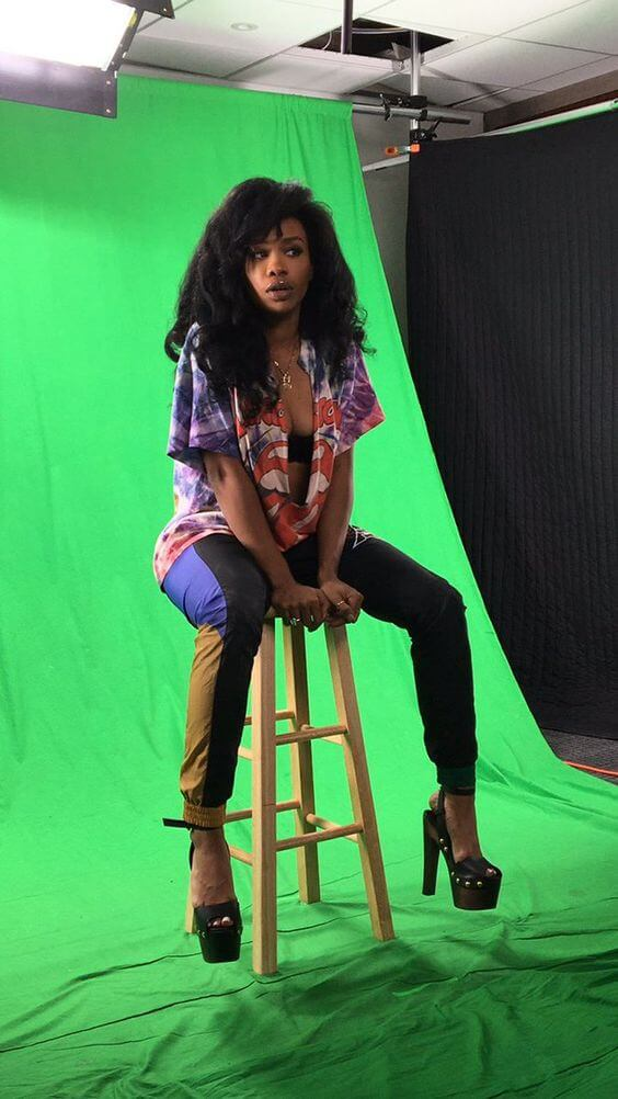 Sza sexy picture (2)