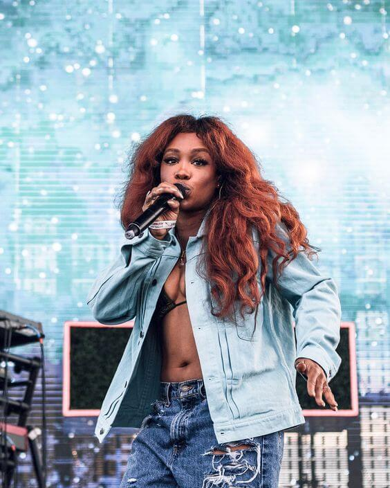 Sza sexy picture (3)