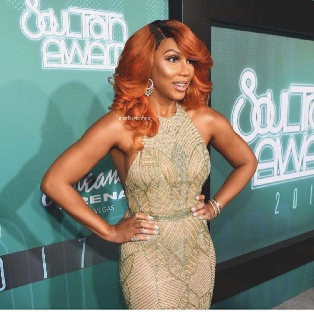 Tamar Braxton on Awards