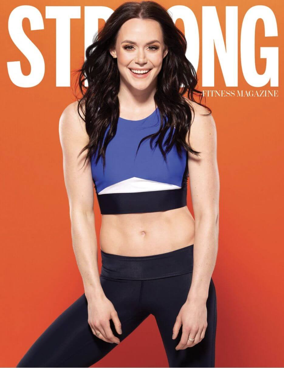 Tessa Virtue sexy navel