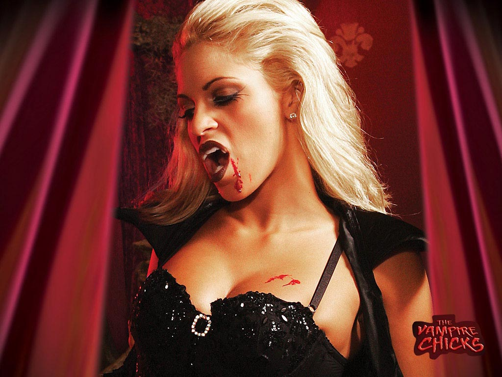Vampires hot lady picture