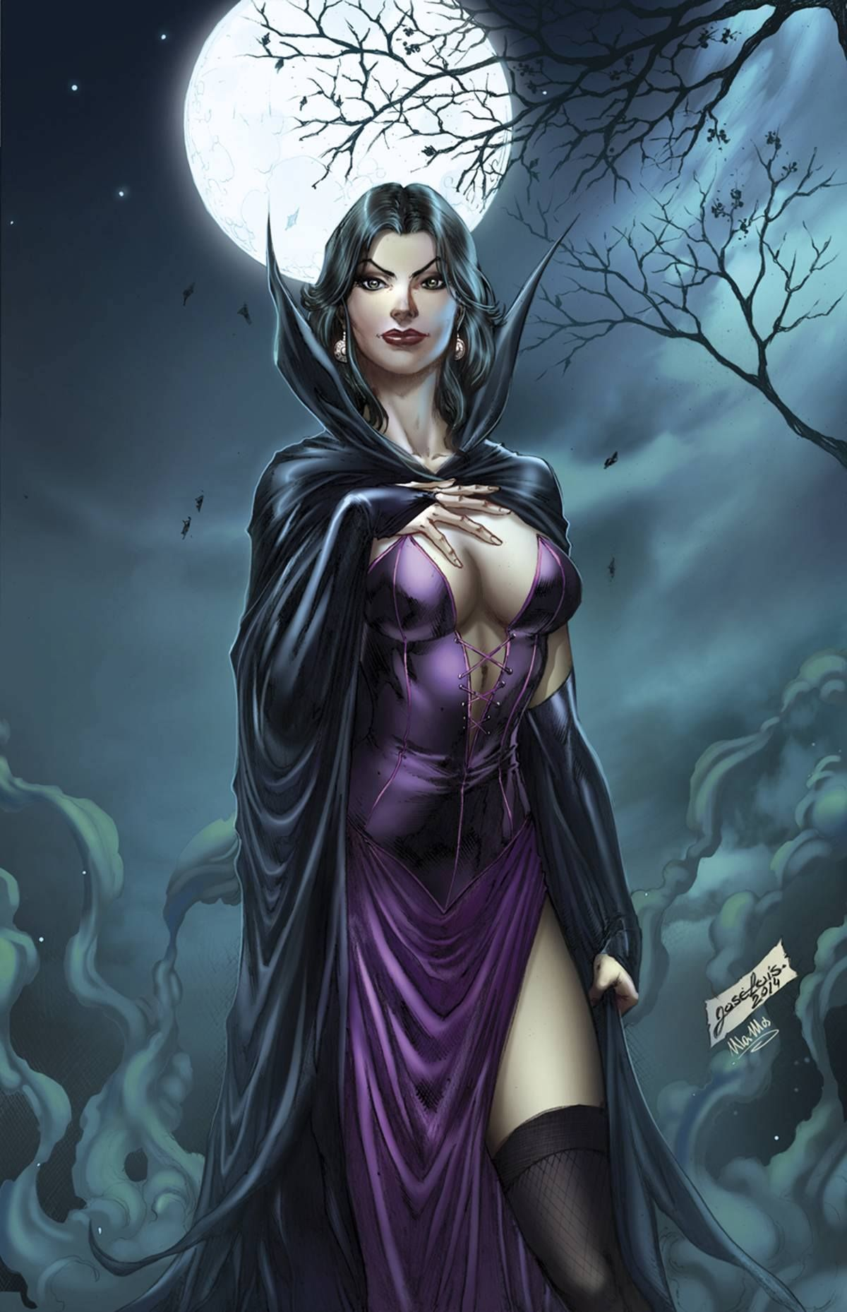 Vampires sexy and hot