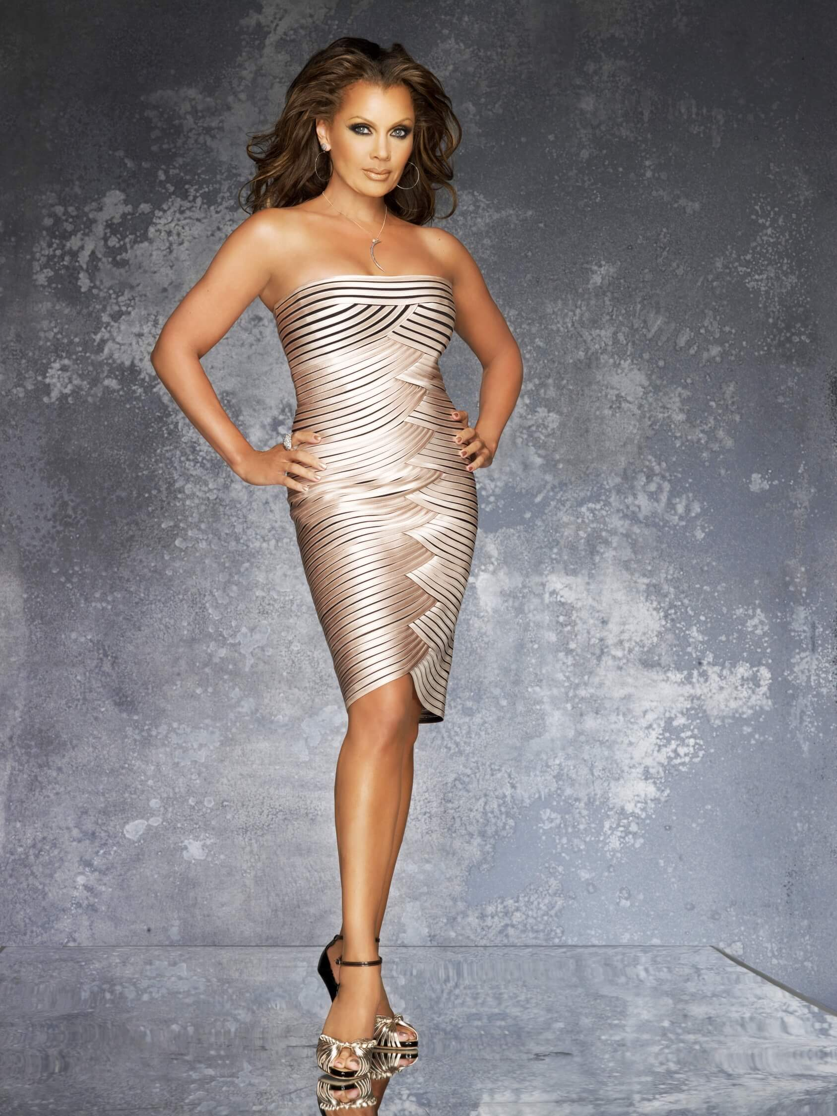 60+ Hot Pictures Of Vanessa Williams Will Make You Her