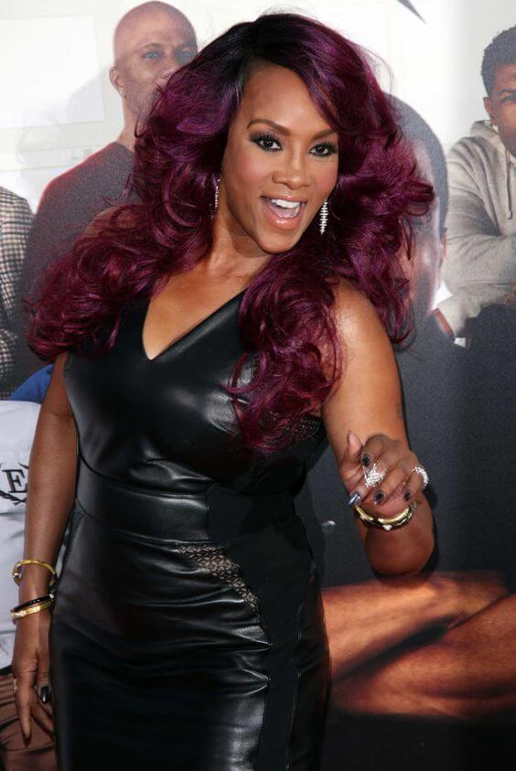 Vivica A. Fox hot busty pic
