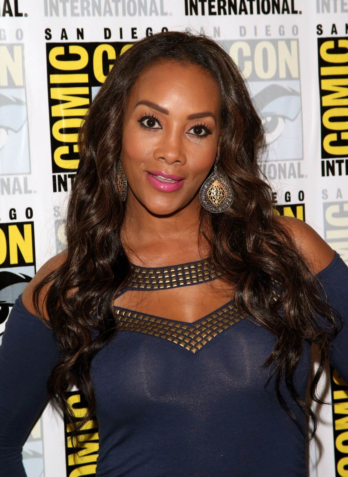 Vivica A. Fox hot busty pictures