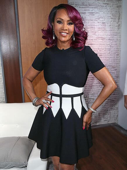 Vivica A. Fox sexdy cleavages picture