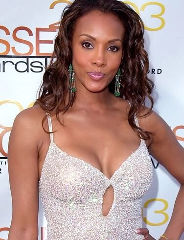 Vivica A. Fox sexy busty picture