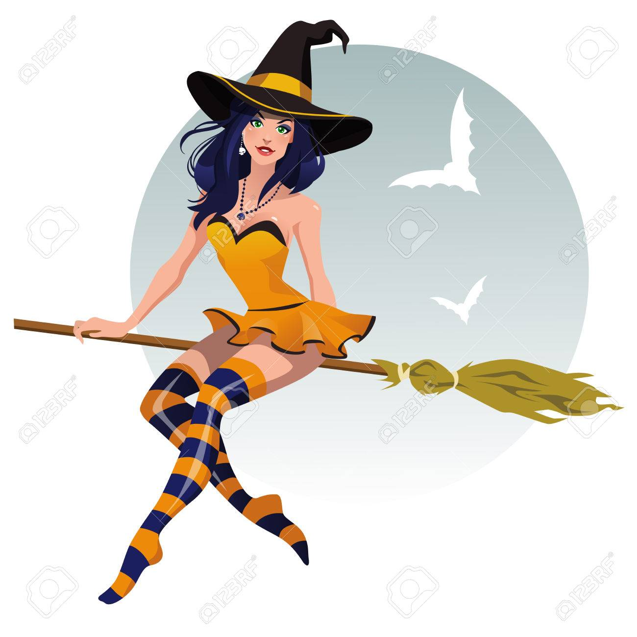 Witch hot lady photo