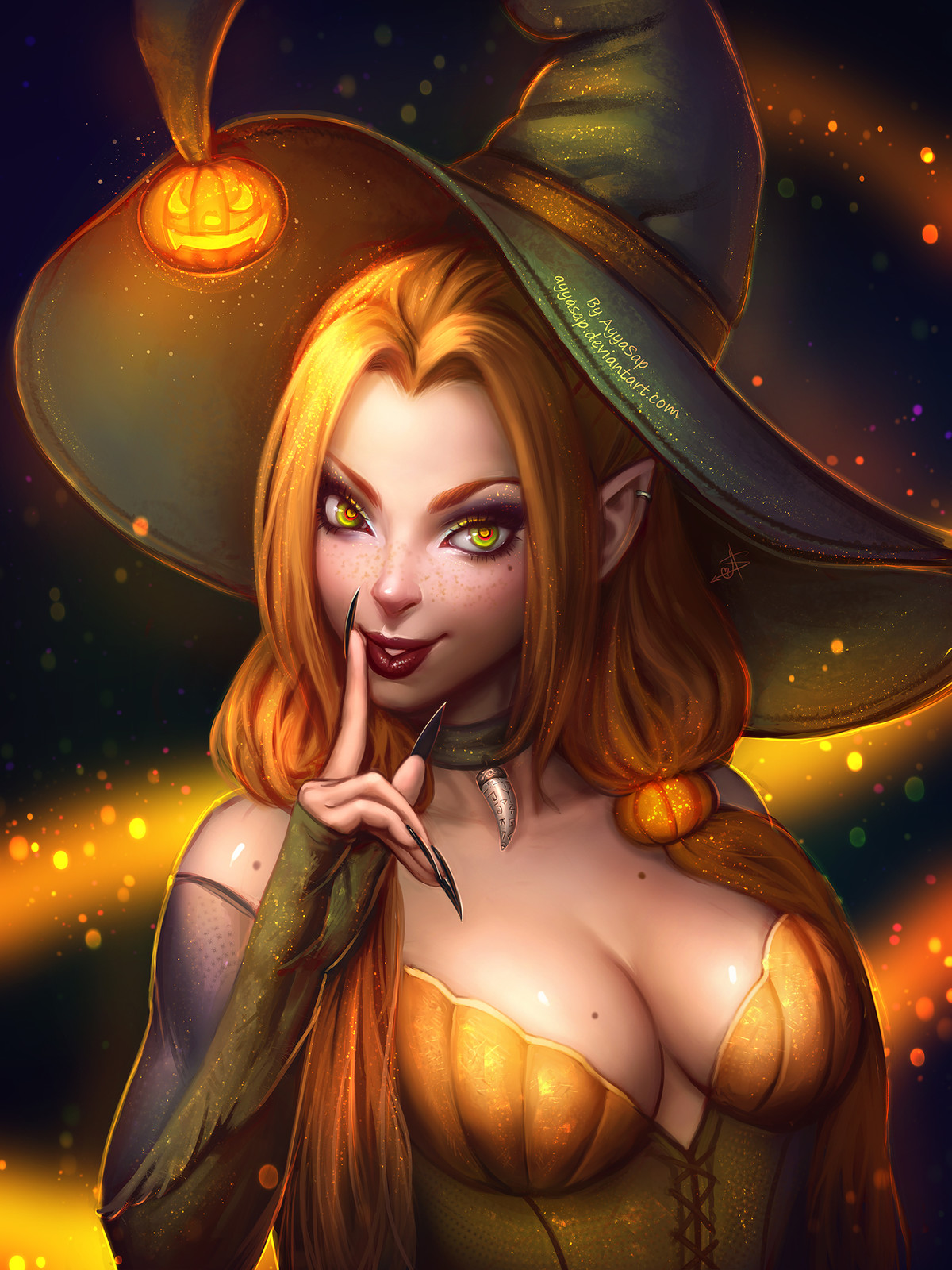 Witch hot picture