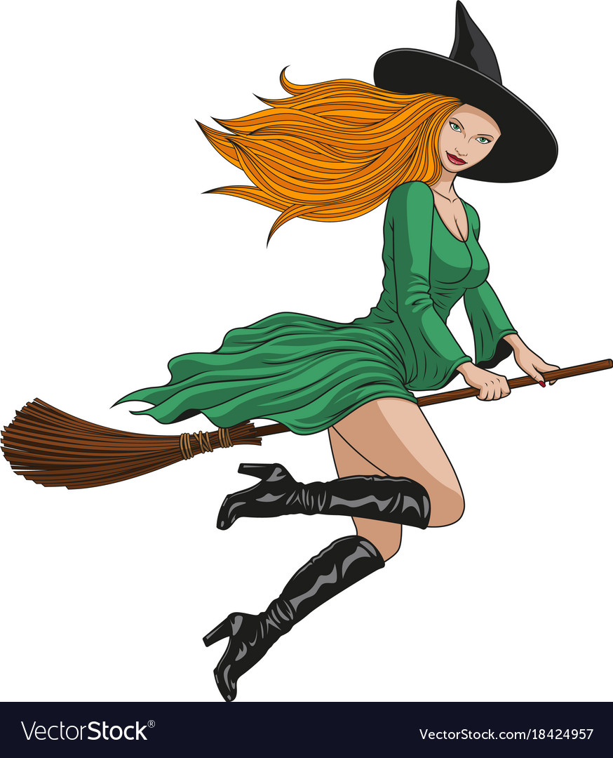 Witch sexy photo