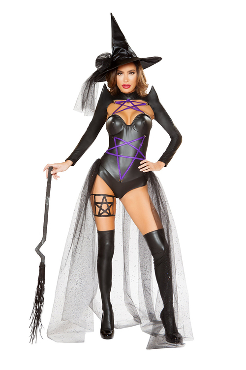 Witch sexy women