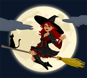 Witch too hot pic