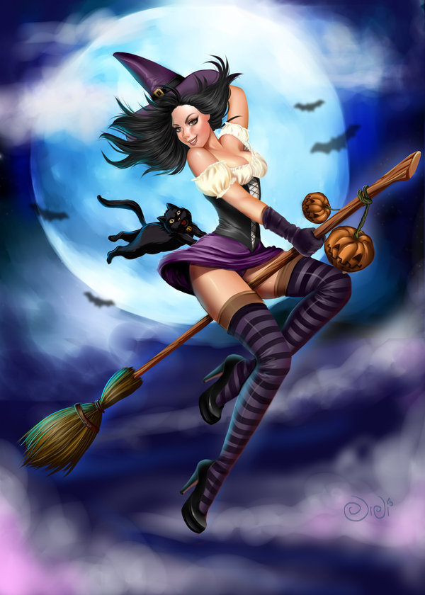 Witch very sexy photo