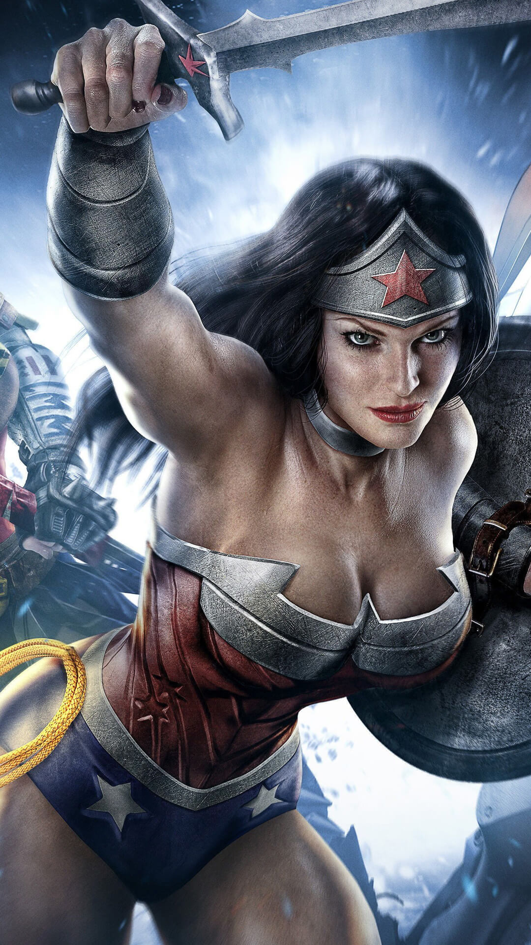 49 Sexy Wonder Woman Boobs Pictures Which Will Leave You Dumbstruck   Best Of Comic Books