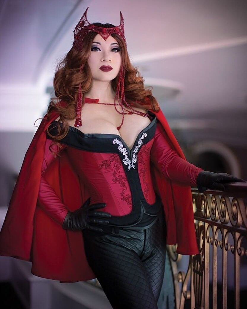 Yaya Han awesome pic
