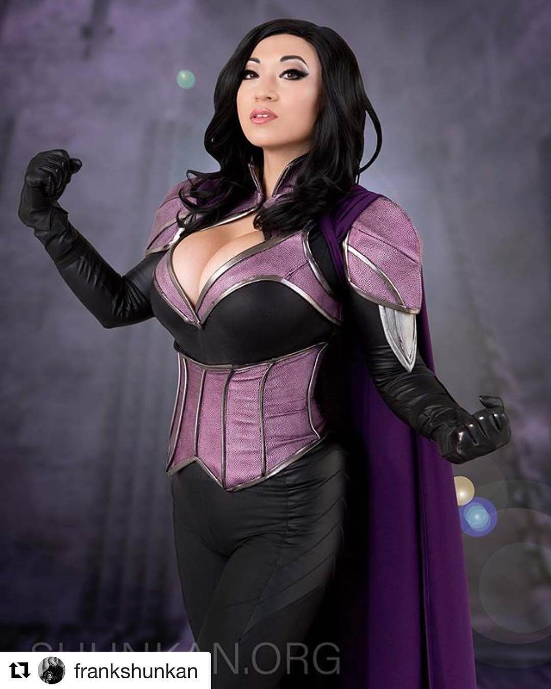 Yaya Han beautiful