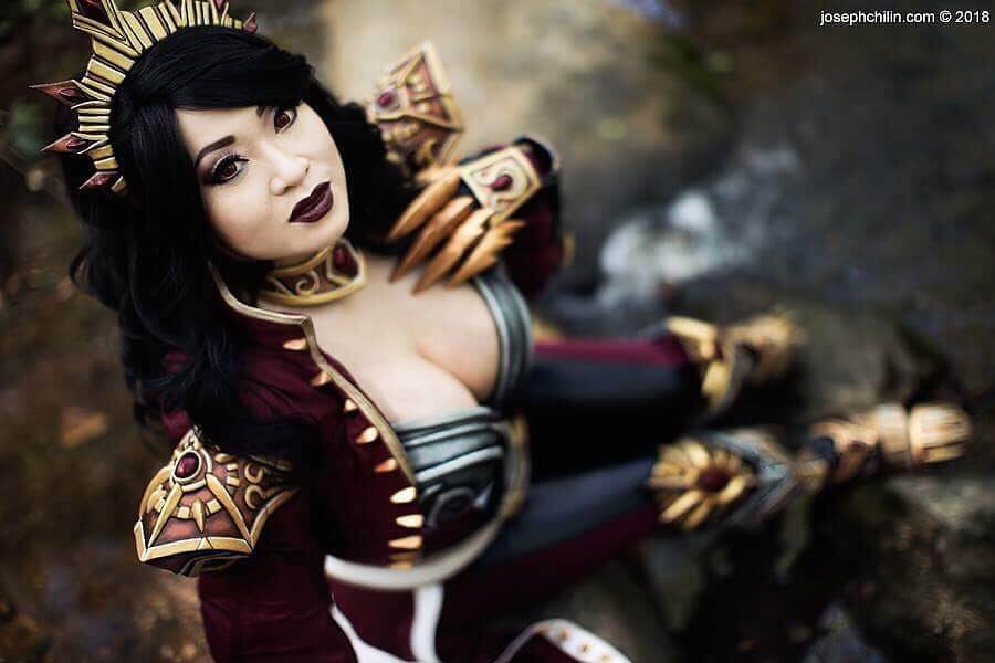 Yaya Han hot picture