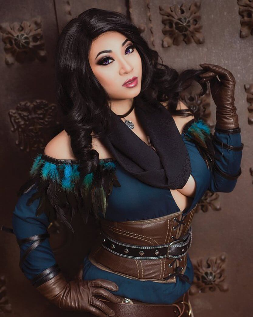 Think, that busty yaya han nude naked
