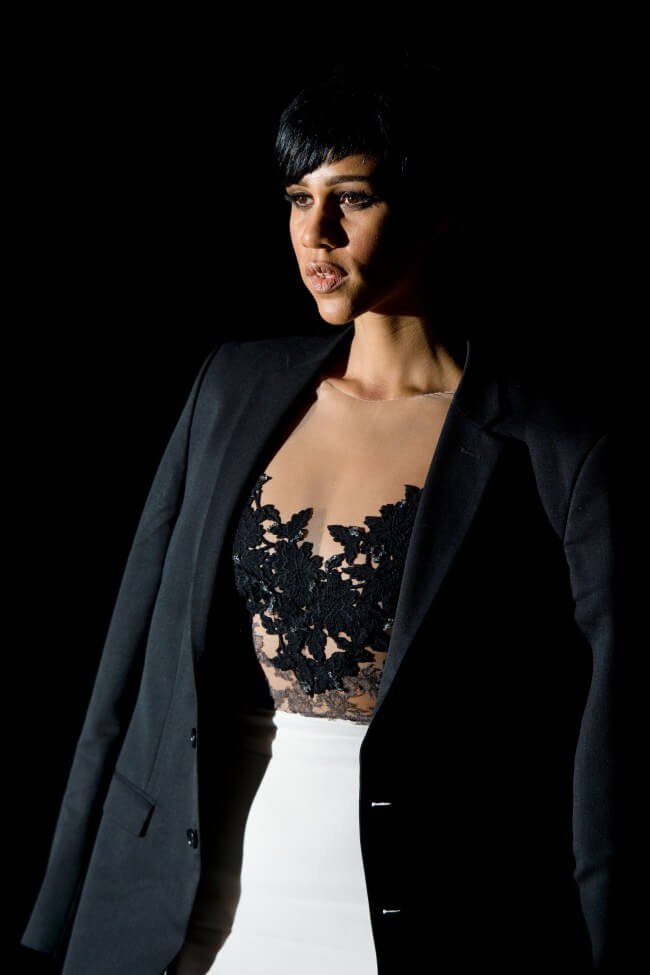 Zawe Ashton cleavages picture