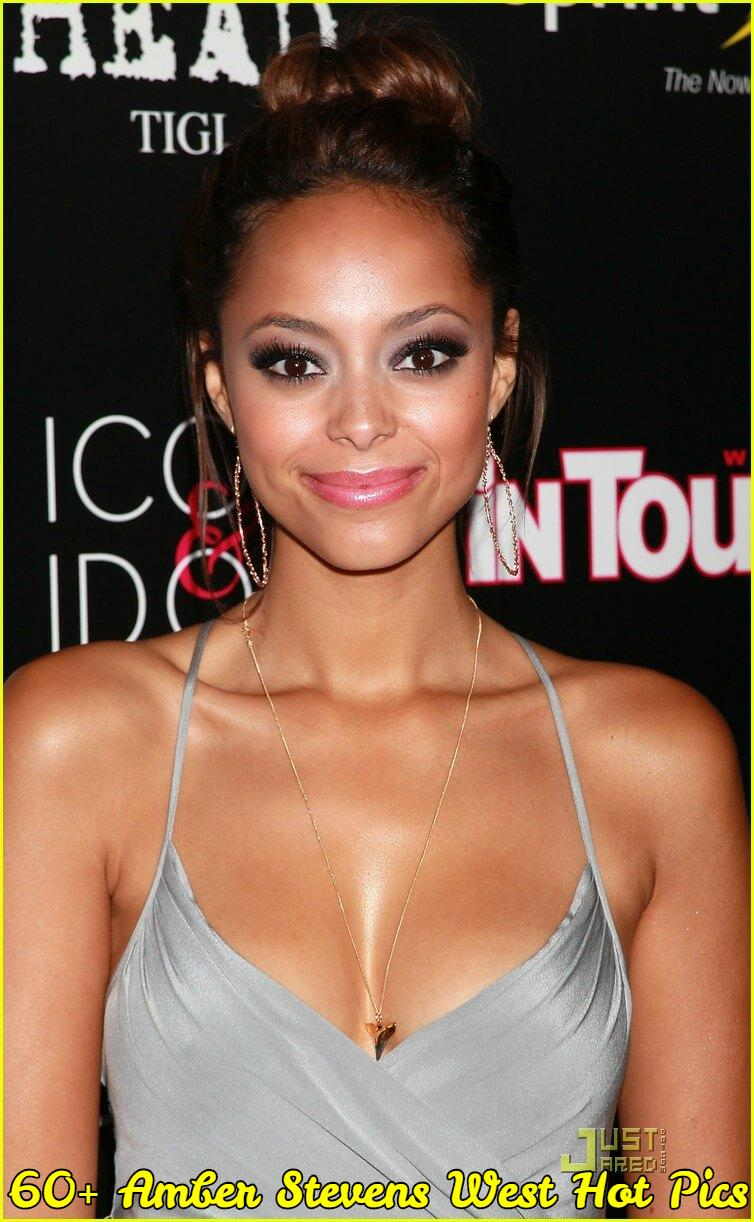 60+ Hot Pictures Of Amber Stevens West Which Are