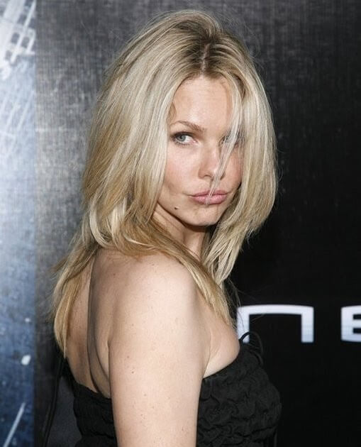 andrea roth blonde hair