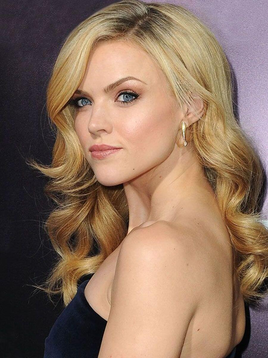 erin richards blonde hair pics