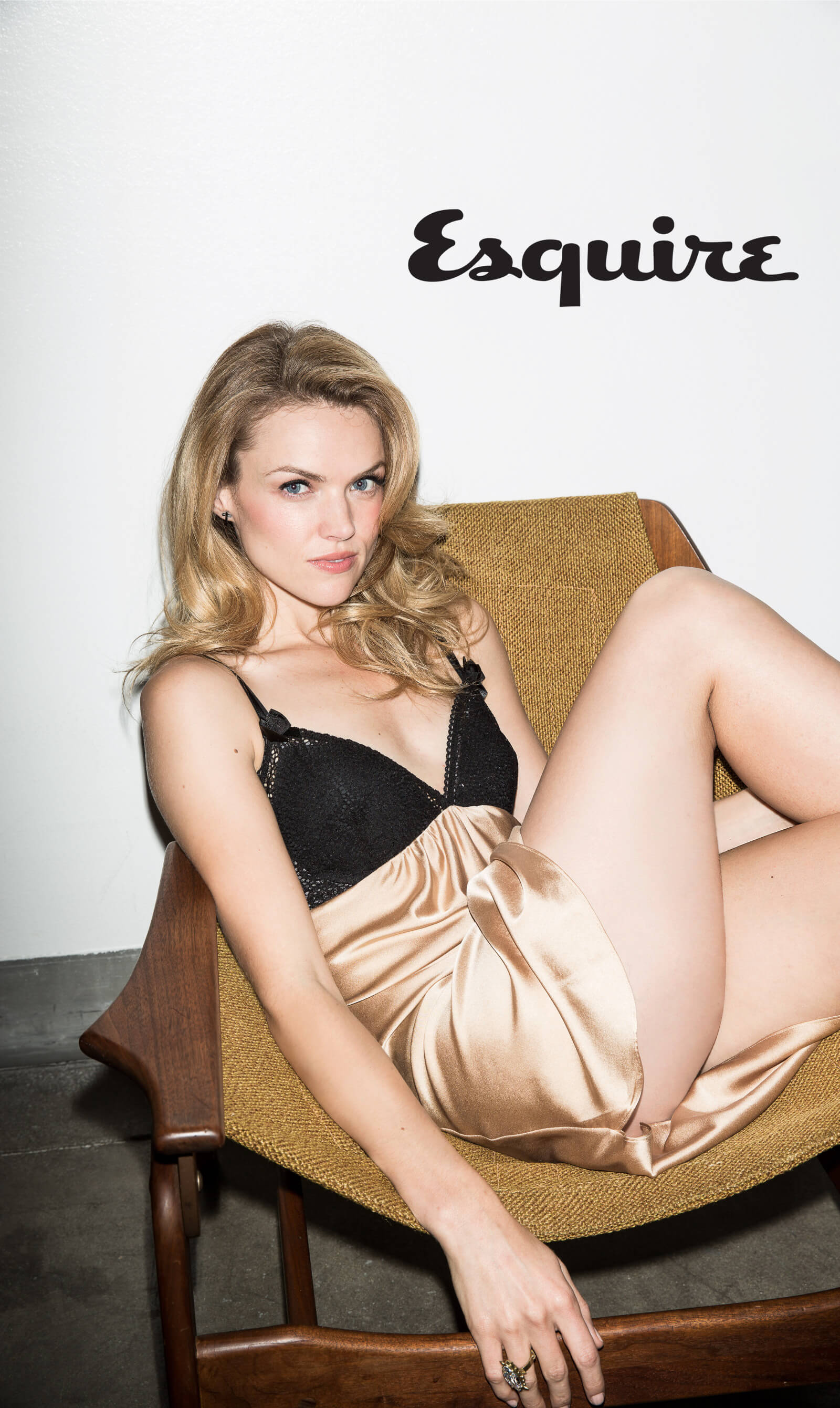 erin richards thighs