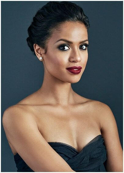 gugu mbatha-raw cleavage pictures