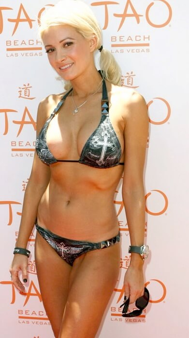 holly madison bikini pics
