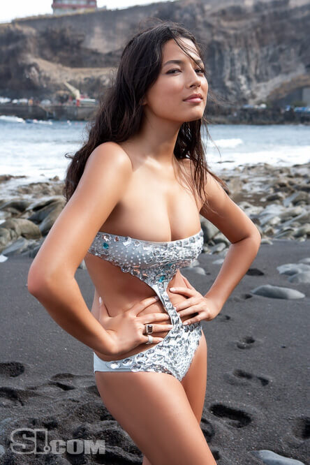 jessica gomes hottie look