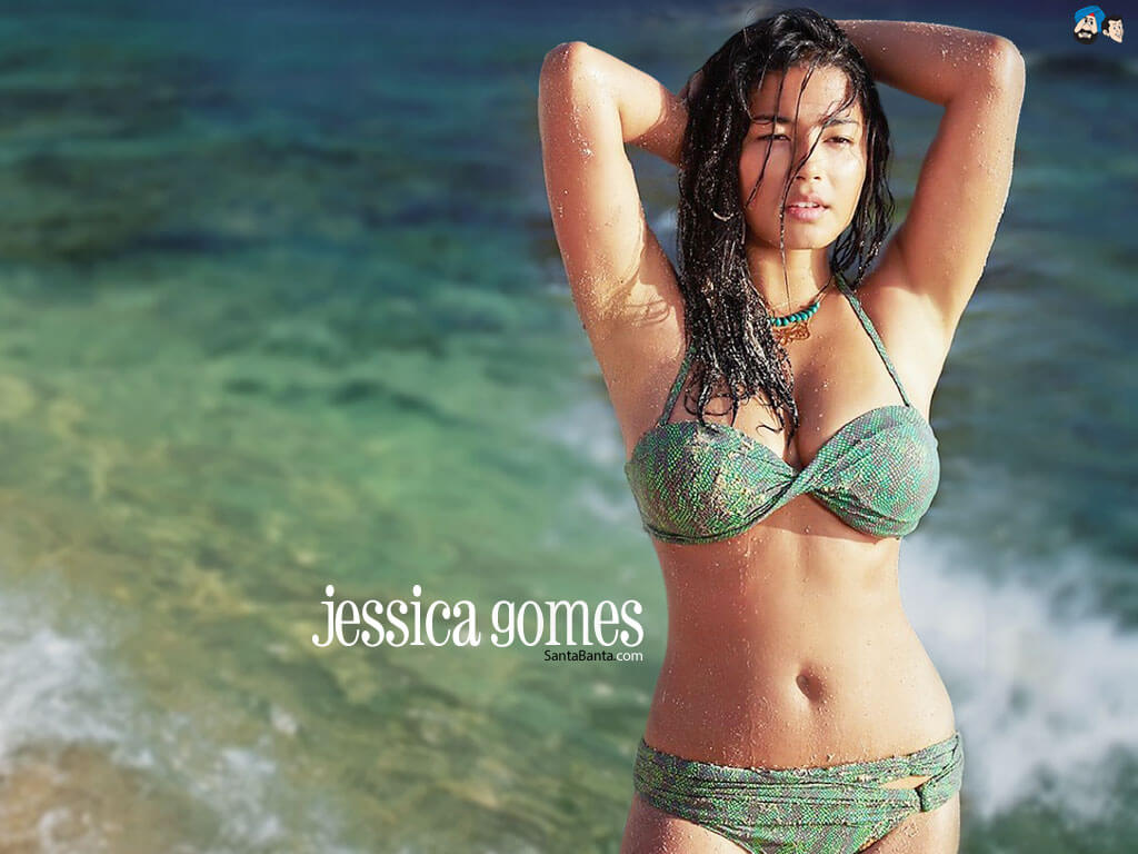 jessica gomes too hot