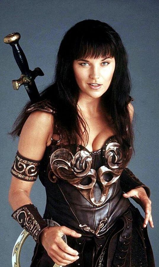 lucy lawless cool
