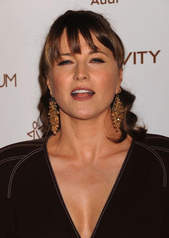 lucy lawless say something