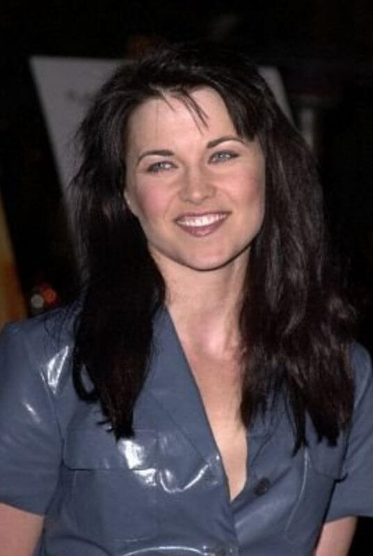 lucy lawless smile face