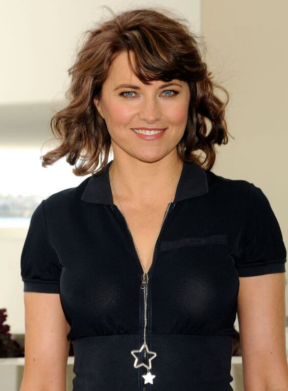 lucy lawless smile