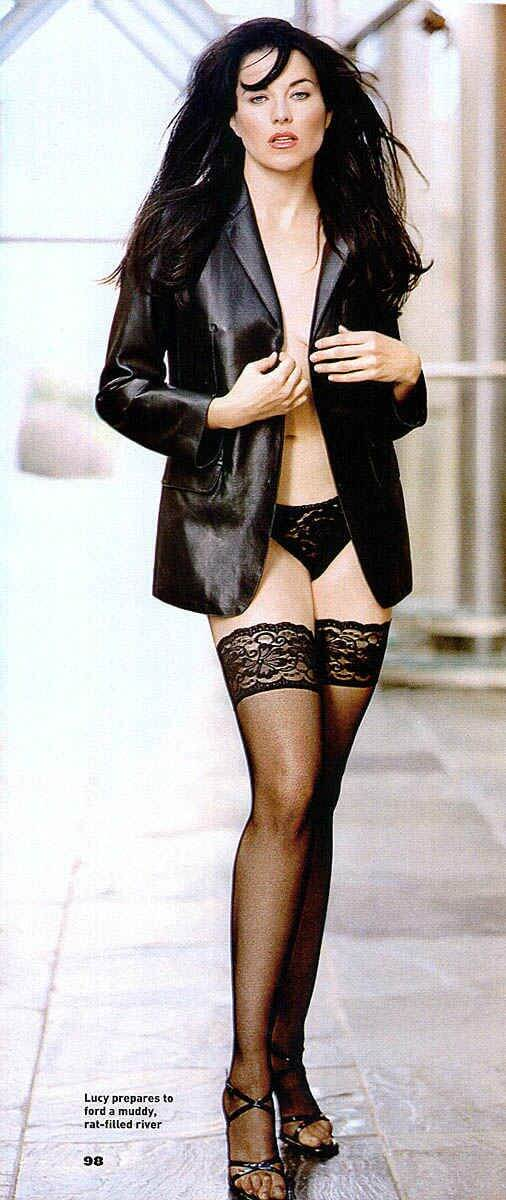 lucy lawless too hot
