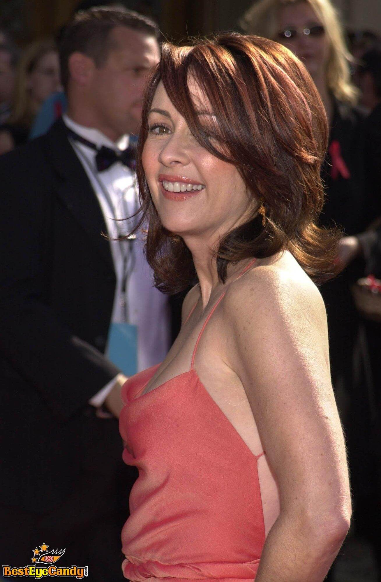 patricia heaton hot smile