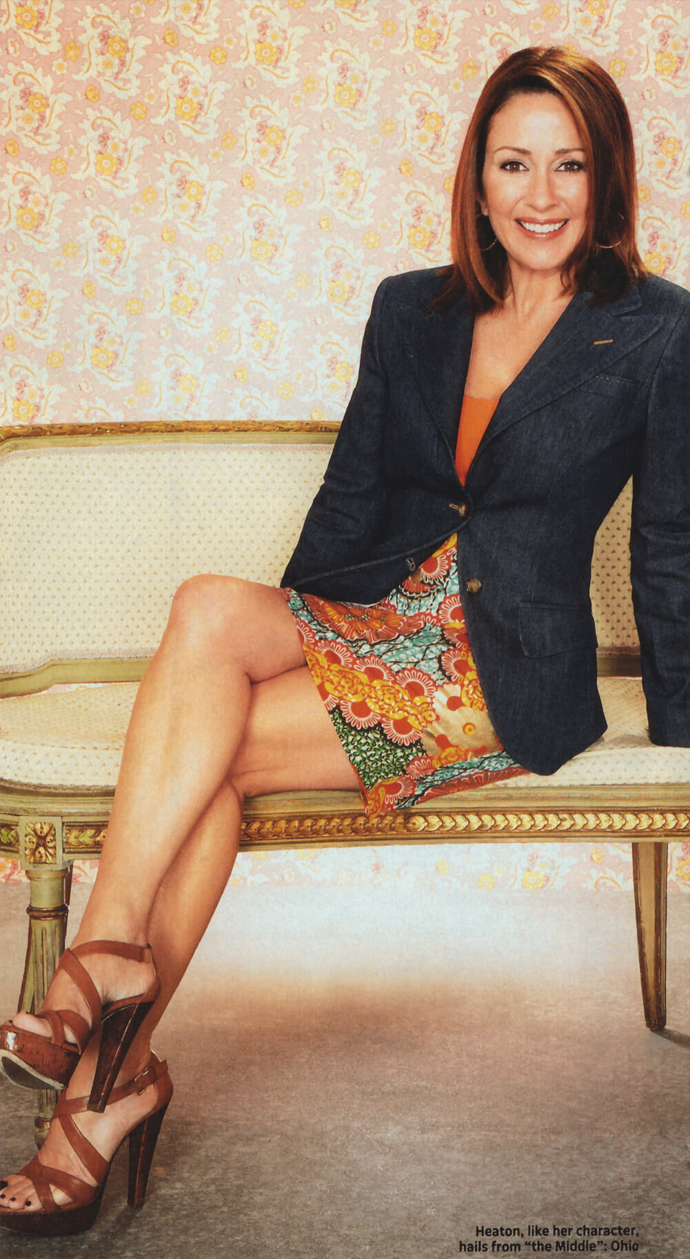49 Hot Pictures Of Patricia Heaton Are So Damn Sexy That We Dont Deserve Her-5529