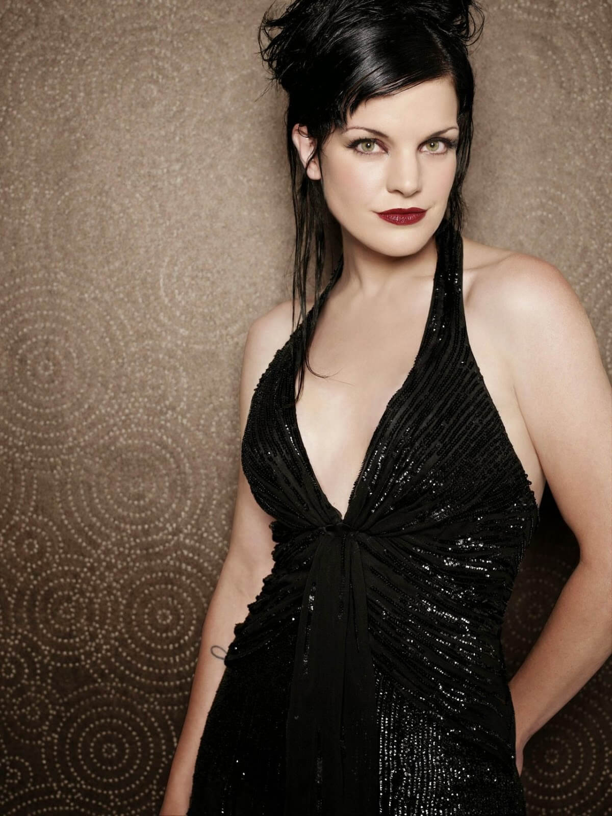pauley perrette cleavage pics
