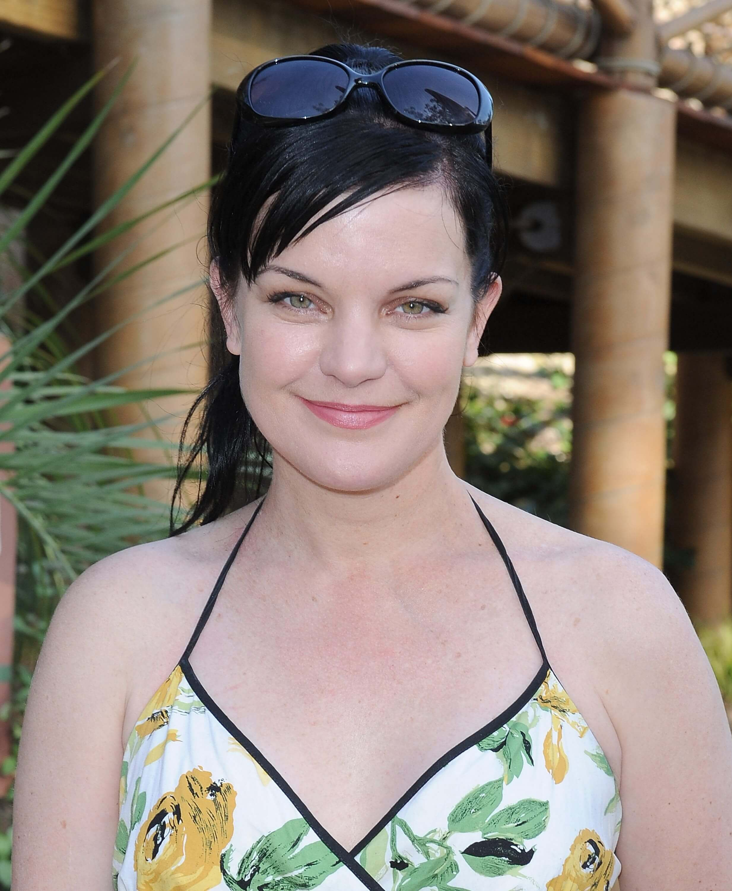 pauley perrette hot skin