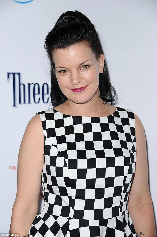 pauley perrette hot smile
