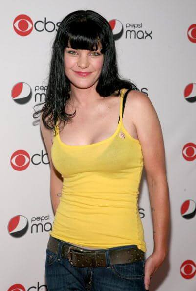 pauley perrette hottie look