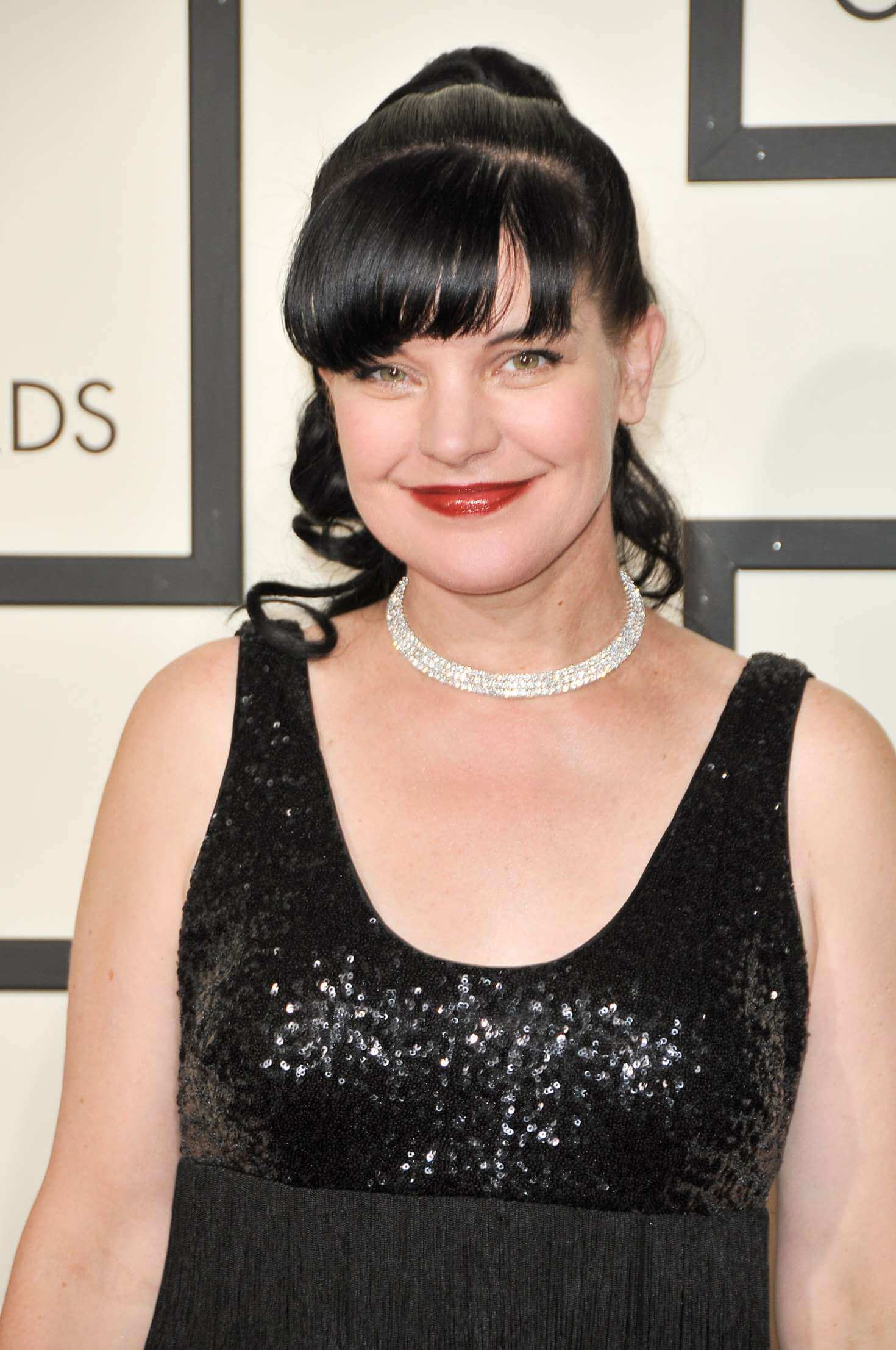 pauley perrette smile pics