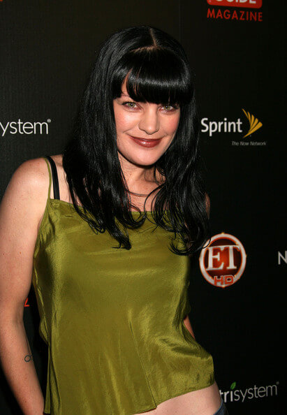 pauley perrette wow