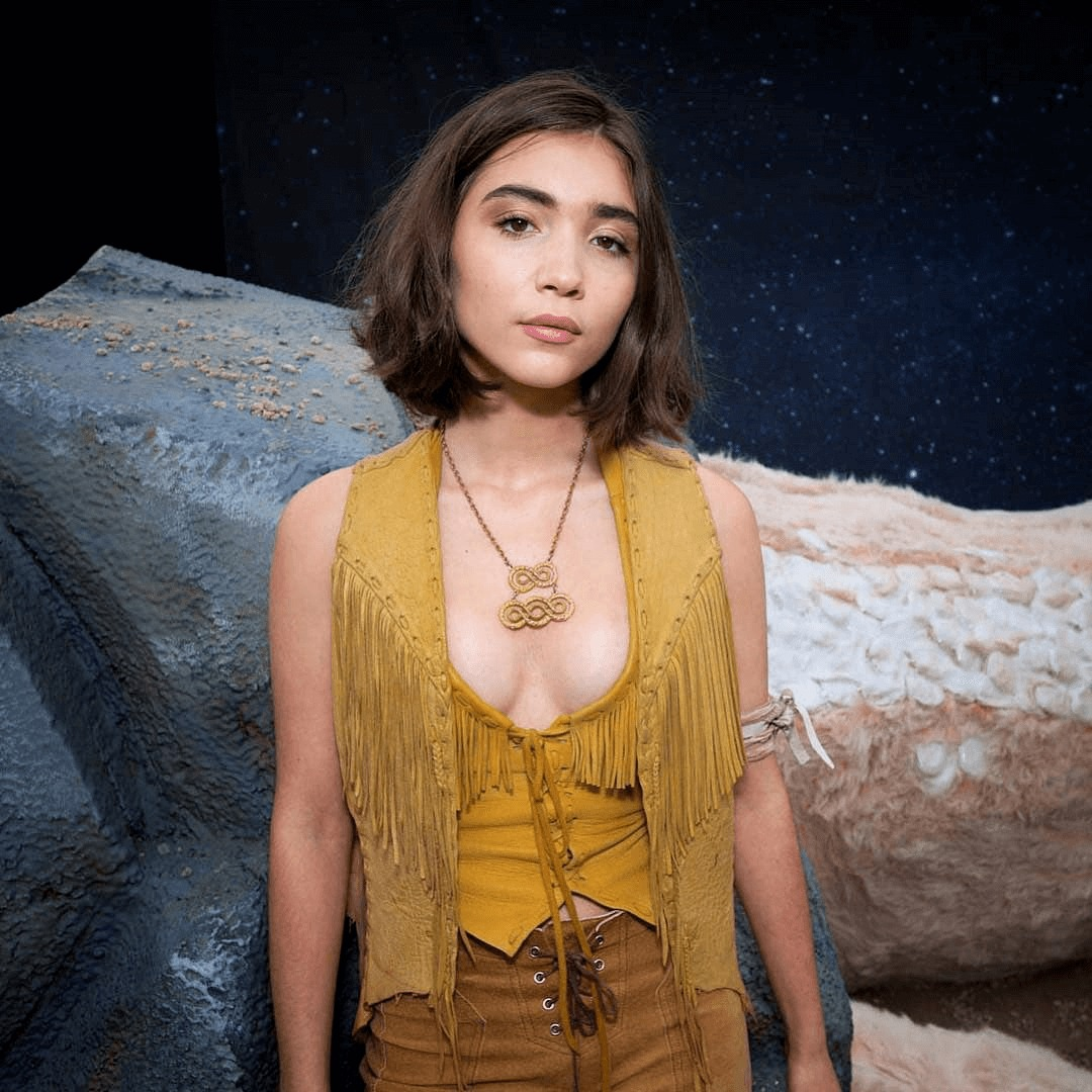 rowan blanchard hot busty photo